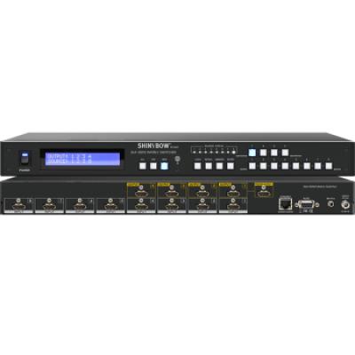 SB-5684LCM (1.3) 8x4 HDMI Matrix Switcher