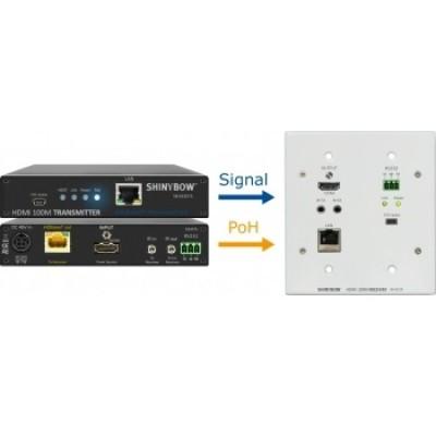 SB-6335T5 | SB-6351R HDMI HDBaseT Extender with (PoH)