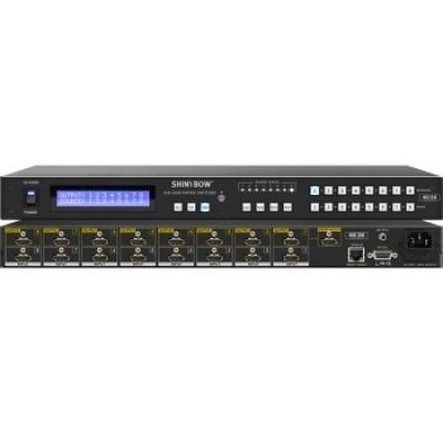 SB-5688K (4K) 8x8 HDMI Matrix Switcher