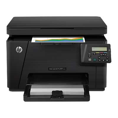HP Color LaserJet Pro MFP M177fw  Printer ( in, scan, copy, Fax ) (CZ165A)