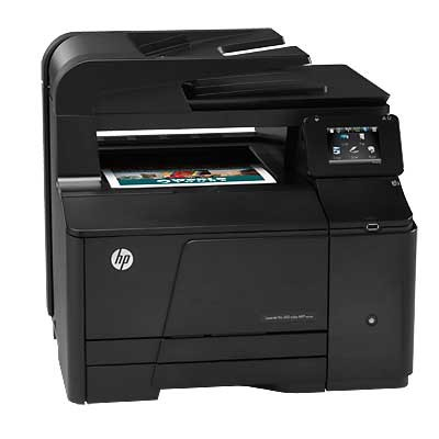 HP LaserJet Pro M276NW Printer ( in, scan, copy , fax ) (CF145A)