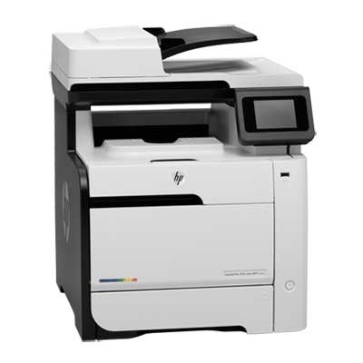 HP Color LaserJet Pro MFP M476nw Printer ( in, scan, copy, fax)(CF385A)