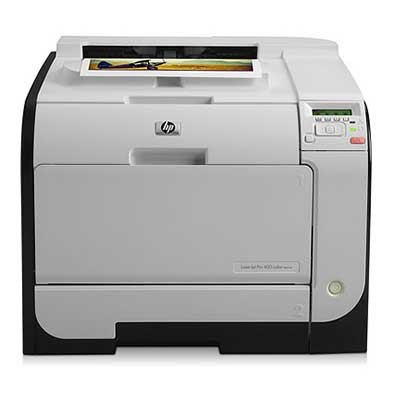 HP LaserJet Pro 400 Color M451DN Printer (CE957A)