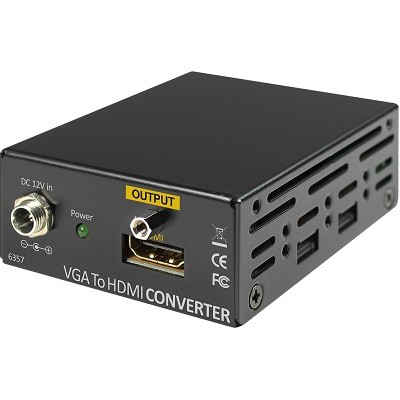 Converter Shinybow SB-6357 VGA Audio To HDMI