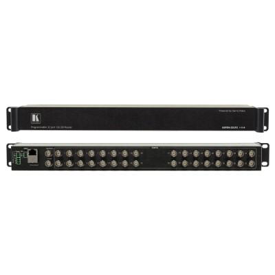 Matrix Switcher with Interchangeable Inputs-Outputs 32–Port 12G SDI Kramer ASPEN-32UFX