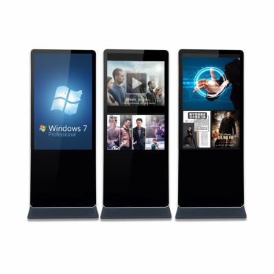 Kiosk màn hình cảm ứng digital signage đứng có Wifi