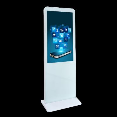Kiosk màn hình cảm ứng đứng Wifi 5.0 GHz