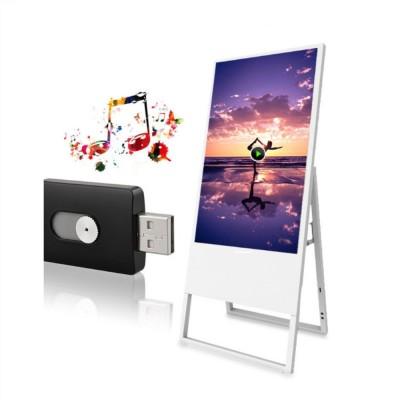 Màn hình quảng cáo digital signage ultrathin portable